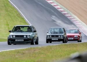 Volkswagen belagerten Brands Hatch. © spothits/Volkswagen