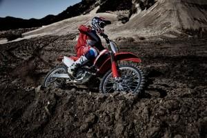 Honda CRF450R. © spothits/Honda