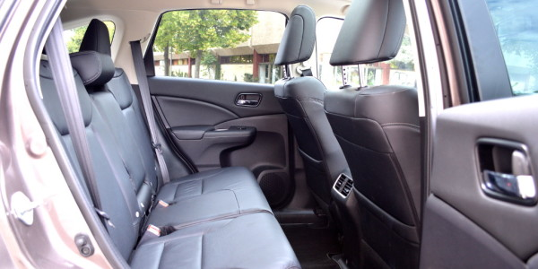 Test Honda CR-V Executive 1.6 i-DTEC: Grenzbereiche? Fehlanzeige. © spothits
