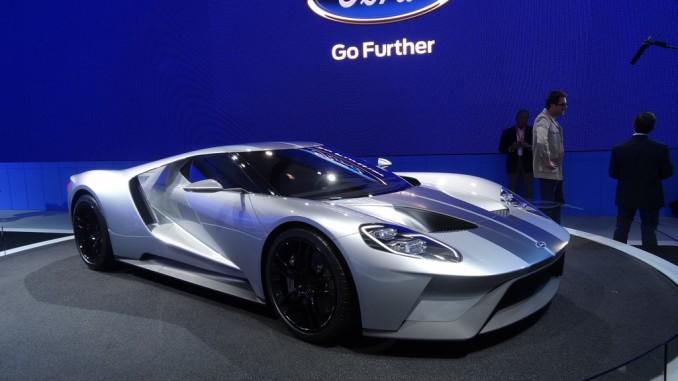 Große Nachfrage: Ford verlängert Produktion des GT. © spothits/Auto-Medienportal.Net