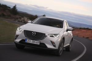Mazda setzt 4935 Autos ab. © spothits/Auto-Medienportal.Net/Mazda