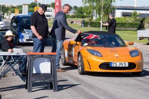 E-Mobil-Rallye rund um Bremen für jedermann. © spothits/Auto-Medienportal.Net/Redaktionsbüro BBS
