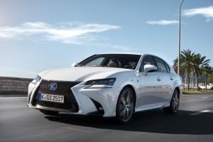 Lexus legt vielfach zweistellig zu. © spothits/Auto-Medienportal.Net/Lexus