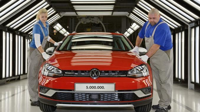 Volkswagen unterbricht Produktion in mehreren Werken. © spothits/Auto-Medienportal.Net/Volkswagen
