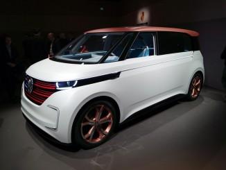 VW Budd-e und Buick Avista beste Konzeptfahrzeuge. © spothits/Auto-Medienportal.Net