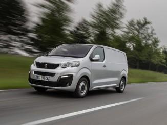 Peugeot Expert im Handel. © spothits/Hersteller