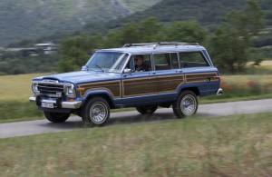 75 Jahre Jeep: Vom Großvater der Luxus-SUV. © spothits/Thomas Starck