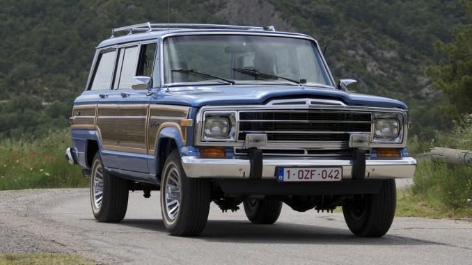75 Jahre Jeep: Vom Großvater der Luxus-SUV. © spothits/Thomas Starck75 Jahre Jeep: Vom Großvater der Luxus-SUV. © spothits/Thomas Starck
