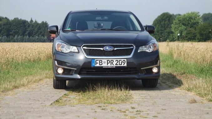 Subaru Impreza: Von den Vorzügen des Konservativen. © spothits/Peter Schwerdtmann