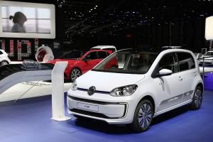 VW E-Up kann bestellt werden. © Volkswagen