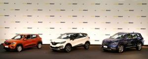 Renault verstärkt SUV-Palette in Brasilien. © spothits/Renault