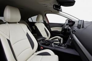 Mazda3 Skyactiv-G 120 Sports-Line: Flotter Dreier. © spothits/Mazda