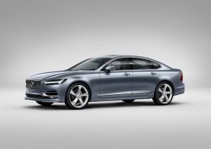 Volvo bietet Designpakete für S90. © spothits/Volvo