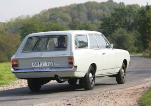 Sachsen Classic 2016: Opel feiert den Rekord C. © spothits/Opel