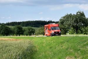 Mercedes-Benz Sprinter als mobile Bankfiliale. © spothits/Daimler