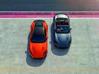 Jaguar F-Type SVR: Mit der Katze durch die Grüne Hölle. © spothits/Hersteller