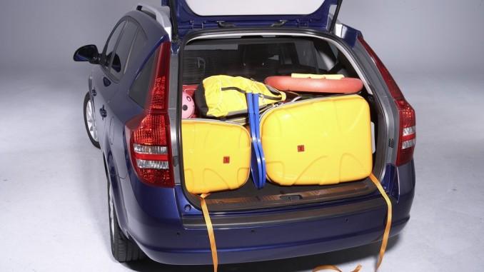 Gepäck richtig verstauen. © spothits/ADAC