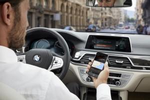 Der persönliche Assistent weiß alles. © spothits/BMW, Sent to Car