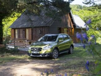 Suzuki SX4 S-Cross kommt im September. © spothits/Suzuki