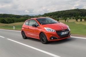 Neuer Einstiegsmotor für Peugeot 208. © spothits/Peugeot