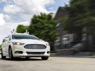 Ford plant voll autonomes Serienfahrzeug für 2021. © spothits/Ford