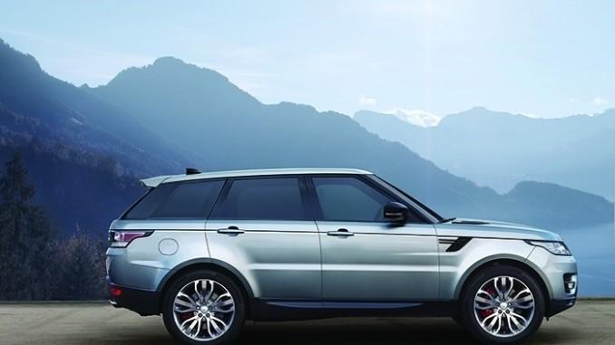 Range Rover Sport mit Vier-Zylinder-Diesel und noch mehr Technik. © spothits/Land Rover