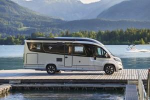 Caravan-Salon 2016: Downsizing bei Niesmann + Bischoff. © spothits/Niesmann + Bischoff