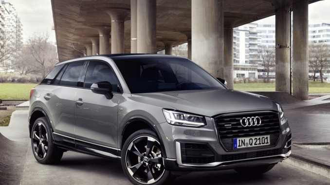 "Audi Q2 startet mit exklusiver ""Edition #1"". © spothits/Audi"