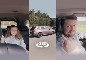 Mitsubishi bietet virtuelle 360-Grad-Probefahrt im Plug-in Hybrid Outlander. © spothits/Mitsubishi