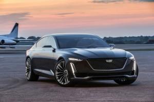 Cadillac Escala soll den Premium-Anspruch untermauern. © spothits/Hersteller