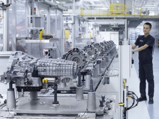 Audi nimmt Getriebeproduktion in China auf. © spothits/Audi