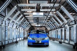 Daimler erhöht Reichweite des Denza. © spothits/Daimler