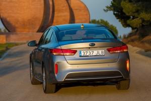 Kia Optima Plug-in-Hybrid startet bei 37 490 Euro. © spothits/Kia