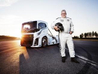 Volvo-Lkw bricht zwei Geschwindigkeitsrekorde. © spothits/Volvo Trucks