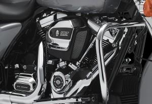 Harleys Tourer bekommen neuen Motor. © spothits/Harley-Davidson