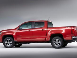 Chevrolet Colorado mit neuem Sechszylinder. © spothits/Hersteller