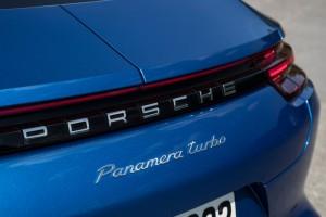 Porsche Panamera Turbo: Ich bin drei Autos – mindestens. © spothits/Hersteller