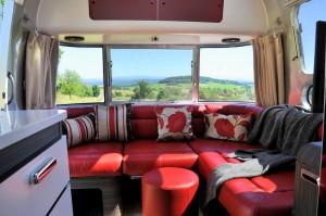 Caravan-Salon 2016: Airstream mit bis zu 10 580 Euro Preisvorteil. © spothits/Airstream
