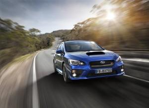 Subaru WRX STI startet bei 41 550 Euro. © spothits/Subaru