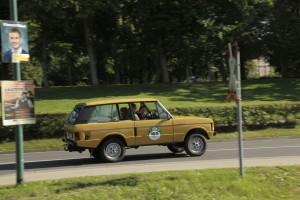 Oldtimer-Rallyes ziehen immer mehr Menschen in ihren Bann. © spothits/Jaguar Land Rover