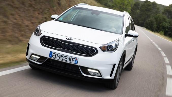 Kia Niro: Das City-SUVchen als Hybrid spart Benzin und geizt mit Abgasen. © spothits/Kia