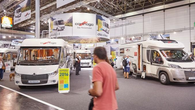 Caravan Salon 2016: Carthago zieht positives Fazit. © spothits/Carthago