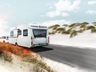 Caravan Salon: Bürstner begeistert mit Wohnkultur. © spothits/Bürstner