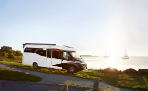 Hobby Reisemobile IC-Line. © spothits/InterCaravaning