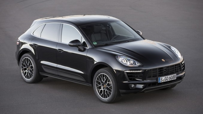 Porsche bittet Macan in die Werkstatt. © spothits/Auto-Medienportal.Net/Porsche