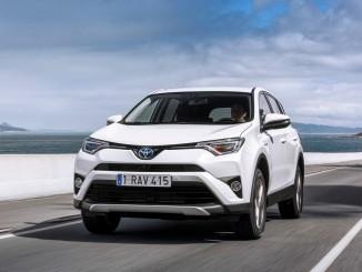 Jeder dritte Toyota ist ein Hybrid. © spothits/Auto-Medienportal.Net/Toyota