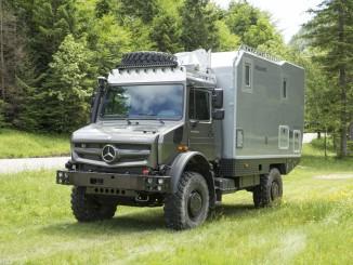 Das Reisemobil fürs Abseits: Bimobil EX 435. © spothits/Bimobil