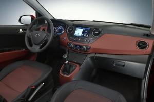 Paris 2016: Facelift für den Hyundai i10. © spothits/Hyundai