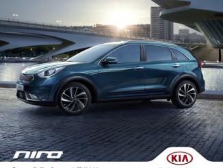 Kia startet Niro-Kampagne. © spothits/Kia