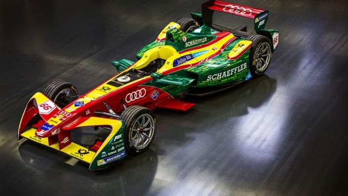 Audi verstärkt Engagement in der Formel E. © spothits/Audi